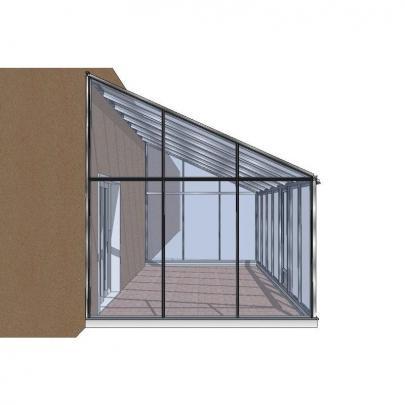 naturagart shop wintergarten solis iso 308 706 online kaufen. Black Bedroom Furniture Sets. Home Design Ideas