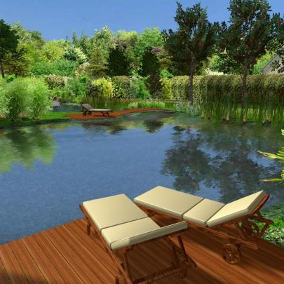 naturagart shop gro er schwimmteich set 3 online kaufen. Black Bedroom Furniture Sets. Home Design Ideas