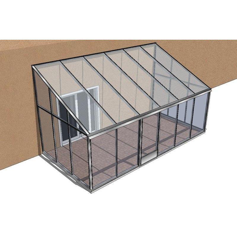 naturagart shop wintergarten solis iso 308 607 online kaufen. Black Bedroom Furniture Sets. Home Design Ideas