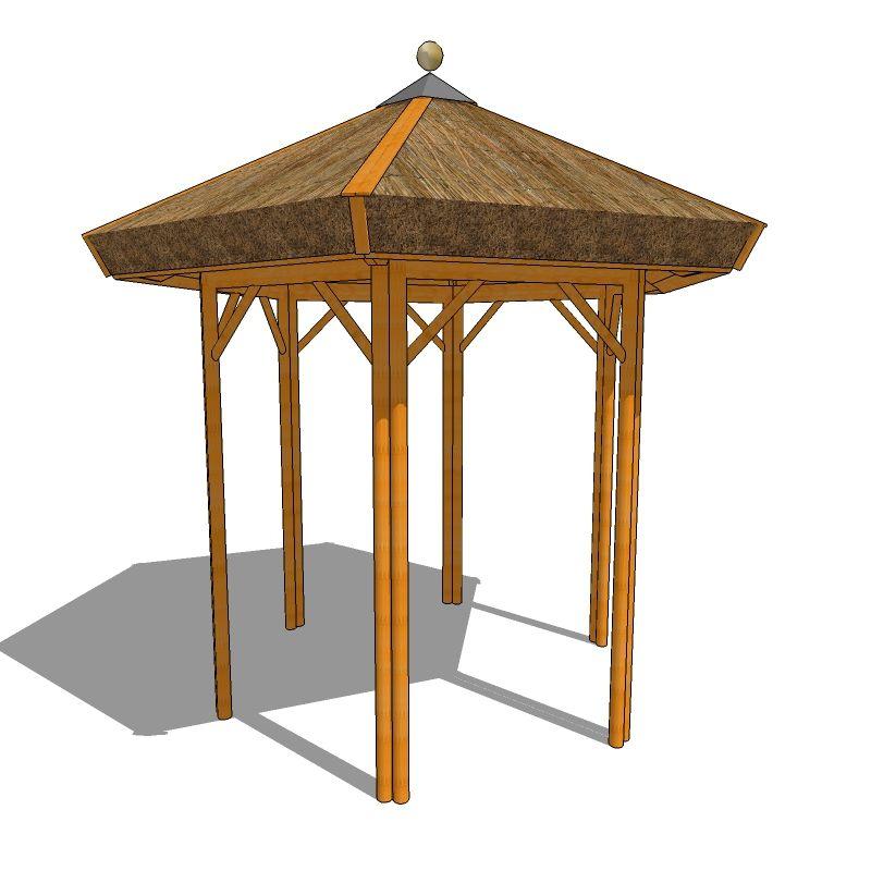 naturagart shop reetdach f r pavillon naturagart gracilia 8 eck 2 70 m online kaufen. Black Bedroom Furniture Sets. Home Design Ideas