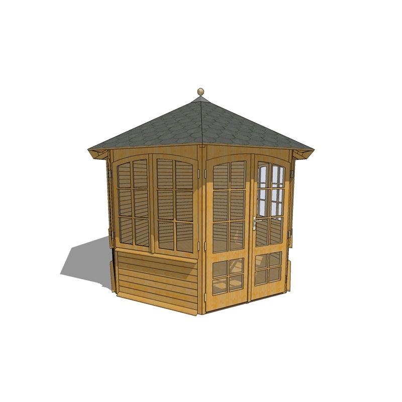 naturagart shop pavillon naturagart romantica online kaufen. Black Bedroom Furniture Sets. Home Design Ideas