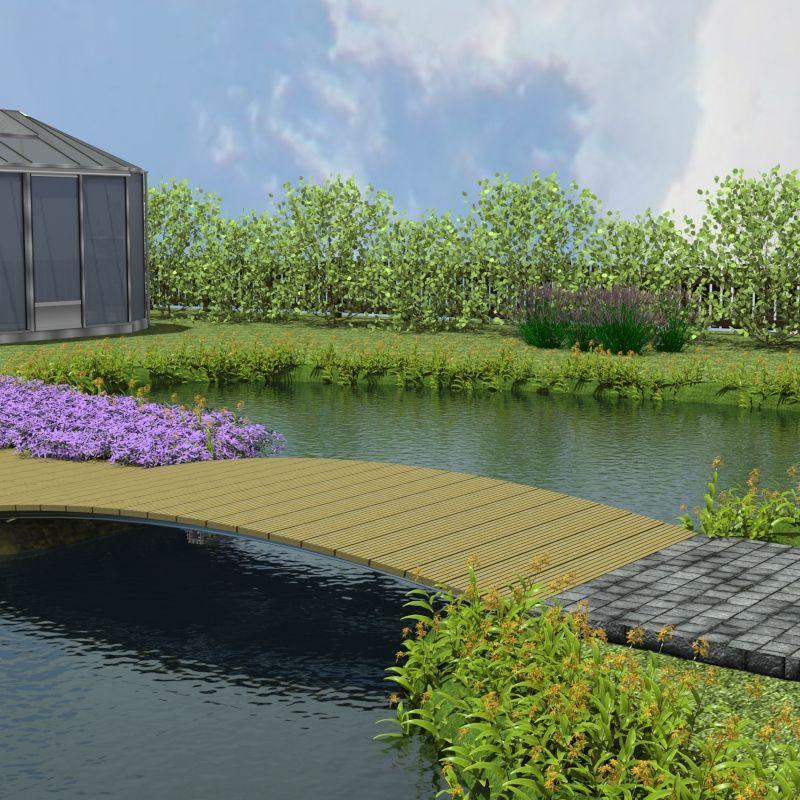 naturagart shop br cke 150 cm x 300 cm online kaufen. Black Bedroom Furniture Sets. Home Design Ideas
