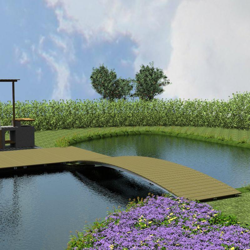 naturagart shop br cke 150 cm x 550 cm online kaufen. Black Bedroom Furniture Sets. Home Design Ideas