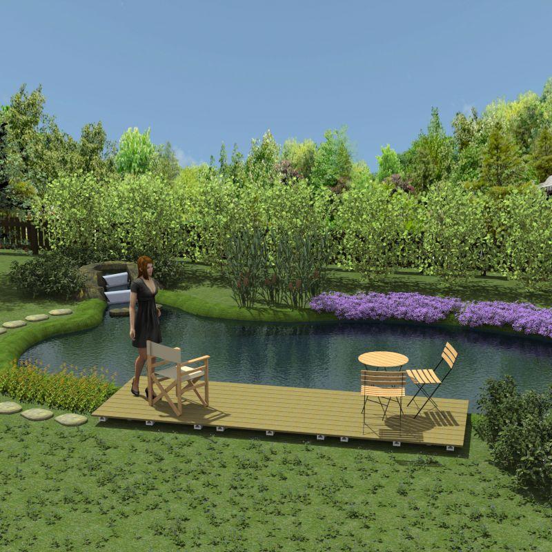 Naturagart shop steg 450 cm x 150 cm online kaufen for Gartenteich onlineshop