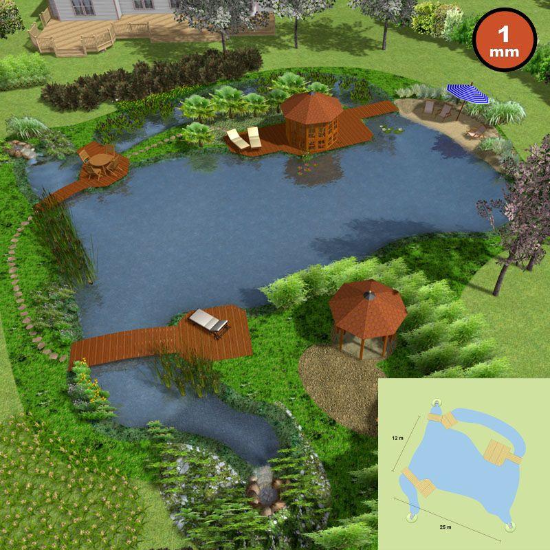 naturagart shop gro er schwimmteich set 1 online kaufen. Black Bedroom Furniture Sets. Home Design Ideas