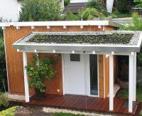 Dachbegrünungen sind nicht nur attraktiv sondern bietet noch viele weitere Vorteile