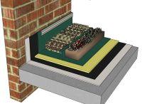 Das NaturaGart-Dachbegrünungs-Selbstbau-System