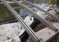 NaturaGart-Brücken - allen technischen Anforderungen gewachsen