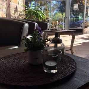 Café Seerose im NaturaGart-Park