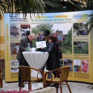Fachberatung beim NaturaGart Treff