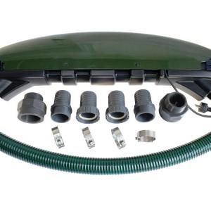 UV-Filter für Teiche