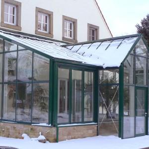 Wintergarten Sonderkonstruktionen von NaturaGart