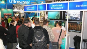 Boot 2009 Messestand NaturaGart