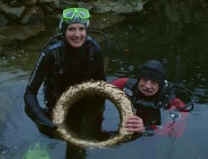 WDR im Unterwasserpark