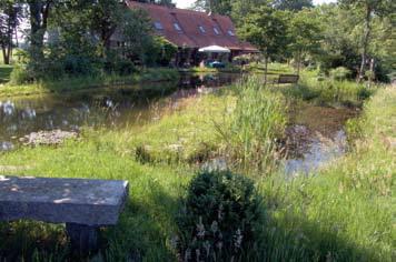Naturagart Filtergraben
