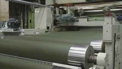 NaturaGart Teichfolien-Produktion