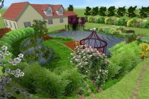 schwimmteich planen mit naturagart teiche planen. Black Bedroom Furniture Sets. Home Design Ideas