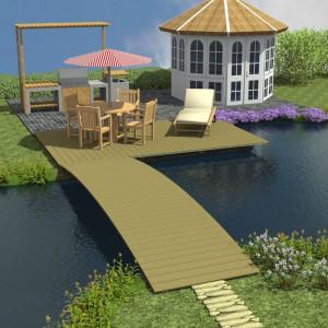 Gartenteich schwimmteich fischteich naturteich zum for Teichanlage selber bauen