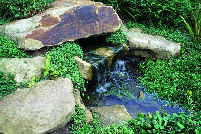 bachlauf mit naturagart-produkten auf kabel 1 | naturagart aktuell, Garten und erstellen