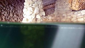 Grotte im Unterwasserpark