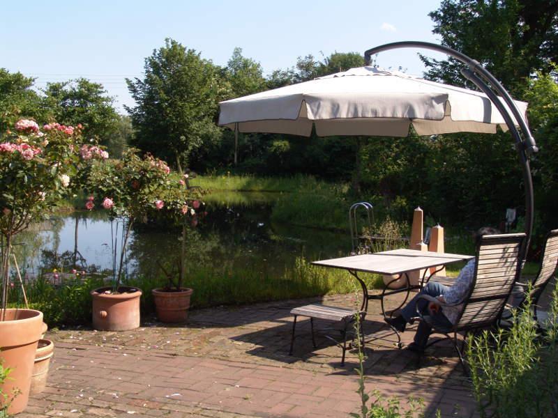 Wasserreinigung im schwimmteich gartenteich planung bau for Gartenteich pflege