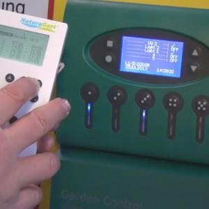 Stromverteilung Garden Control
