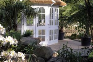 Gartenpavillon Classica von NaturaGart