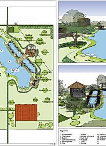 Information und Visualisierung sind wichtig, damit der Teich zum Traumteich wird.
