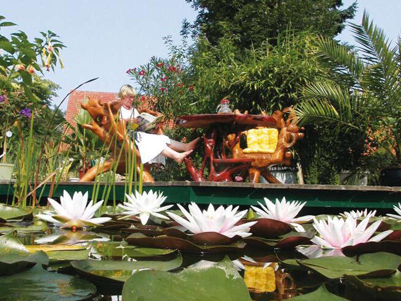 Gartenteich typen gartenteich planung bau und pflege for Teichreinigung mit fischen