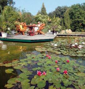urlaubs-gärten – garten-urlaub | gartenteich, naturagart aktuell, Haus und garten