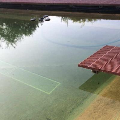 Was ist die beste Methode für klares Wasser im Schwimmteich? NaturaGart testet und verbessert sie ständig.