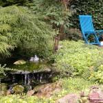 Der Miniteich: ein Juwel auf der Terrasse wie im Garten