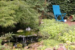 Terrassen Teich Mit Naturagart Teiche Planen Bauen Und Pflegen