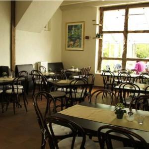 Café Seerose im NaturaGart Park in Ibbenbüren