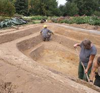Teiche planen bauen pflegen tipp 7 gartenteich for Gartenteich planen teichbau