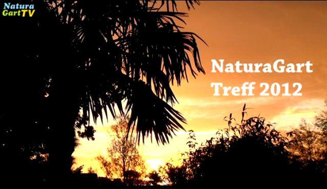 NaturaGart Treff 2012