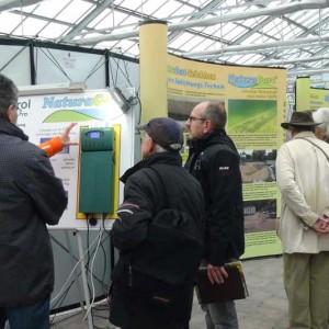 Die NaturaGart Hausmesse in Ibbenbüren stellt Neuheiten aus dem Bereich Teich und Garten vor.