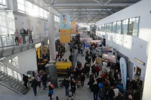 """Messe """"Reise und Freizeit"""" am Flughafen Münster-Osnabrück. Nächster Termin: Kalkar 4. und 5. März."""