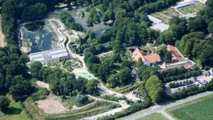 Der NaturaGart-Park wächst und ändert sich mit jedem Bauprojekt.