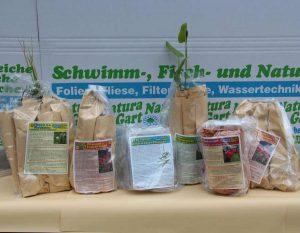 Zu jeder Pflanzenlieferung werden auch Pflanzenanleitungen mitgeliefert.