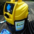 SaniSee 1: Der neue Schlammsauger im Programm von NaturaGart.