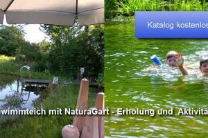NaturaGart Schwimmteich selber bauen