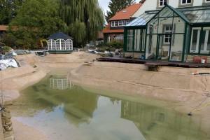 Das mehrstufige NaturaGart-Sicherheits-Konzept für den Gartenteich