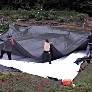 schwimmteich mit naturagart teiche planen bauen und. Black Bedroom Furniture Sets. Home Design Ideas