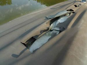 Mögliche Schäden verursachen große Folgekosten. Qualität und Schutz durch Vermörtelung lohnen sich.