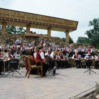 Konzerte und Veranstaltungen an der Tempelhalle...