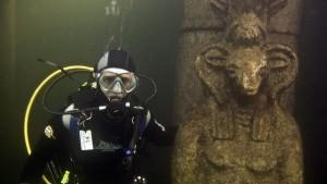 NaturaGart - Ibbenbüren - Tempelwächter und Atlantis