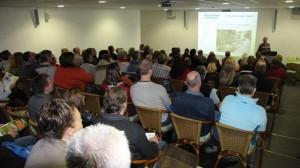 Teich-Seminar bei NaturaGart: Es geht um den Teich-Bau in Eigenregie.