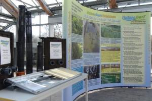 Teichmesse Teichausstellung bei NaturaGart
