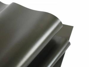 Diese umweltfreundliche PVC-Folie wird auch in Beuteln in der Medizintechnik verwendet.